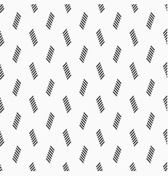abstract seamless pattern of repeating diagonal vector image