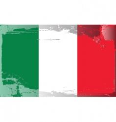 Italy national flag vector