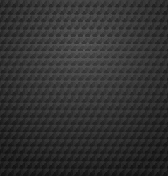 Black octagon seamless retro background vector image
