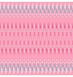 Ethnic seamless pattern Aztec fabric design vector image