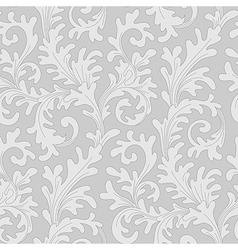 pattern baroque vector image