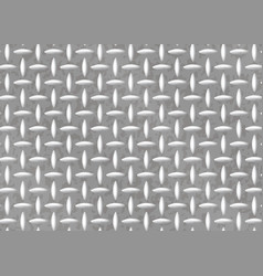 texture pattern of metal vector image