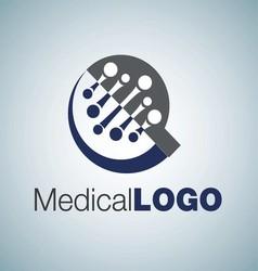 MEDICAL LOGO 13 vector image vector image