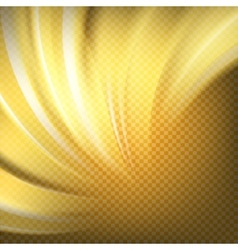 Light lines background vector image vector image