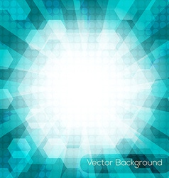 Abstract glare background vector