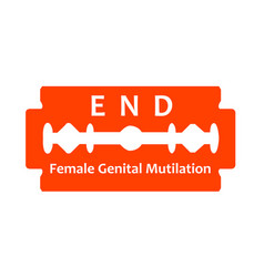 International day of zero tolerance to female geni vector