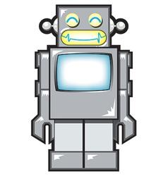 Robot avatar vector