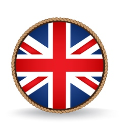 British Seal vector image