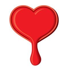 Heart leaking vector