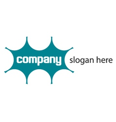 Logo Blob vector