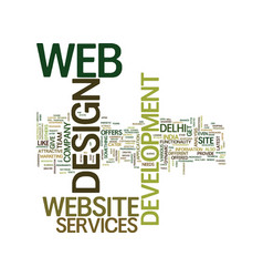 Link up a healthier one for your web site text vector