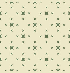 vintage retro dot fabric plaid cross tiny pattern vector image