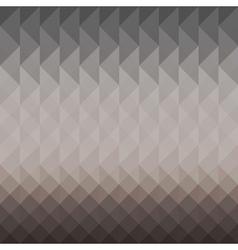Dark geometric background vector image vector image