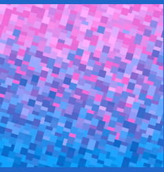 background with square pixel texture vector image