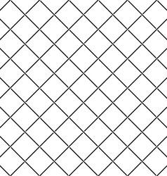 Crossing intersect sea ropes diagonal net seamless vector image