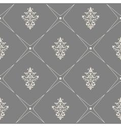Baroque modern wallpaper vector