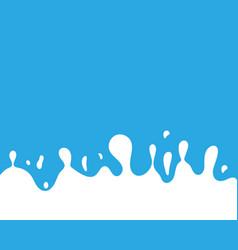 Splash icon design vector