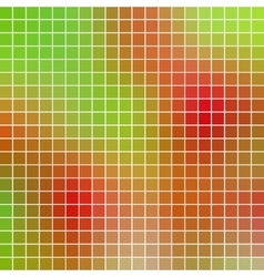 abstract geometric colored square grid vector image vector image