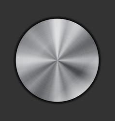 abstract metallic texture background vector image