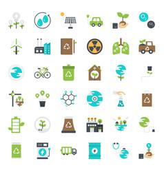 innovation environment vector image