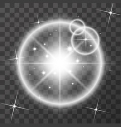 star burst vector image