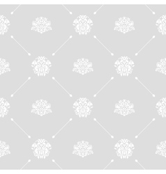 Seamless Wedding Background vector image