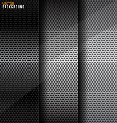 carbon fiber texture seamless texture vector image vector image
