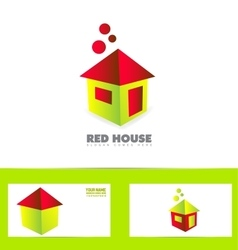 House home logo vector