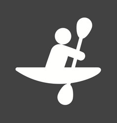 Kayak vector