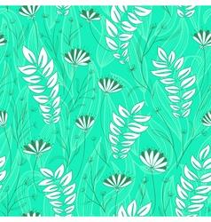 Simplicity floral seamless vector