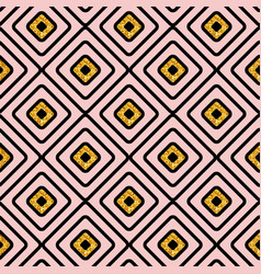 Bold dynamic seamless background pattern image vector