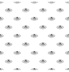 buckle pattern seamless vector image