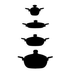 Cookware vector