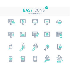 Easy icons 40e file formats vector