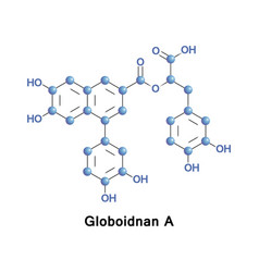 Globoidnan a inhibitor of hiv integrase vector