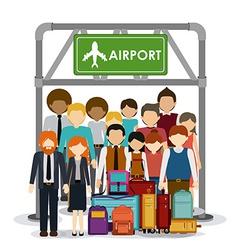 Travel industry vector