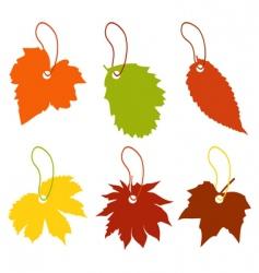 Price list leaf vector