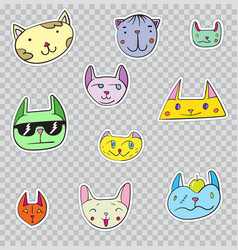 108 patches sep vector image