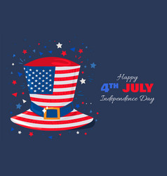 Usa independence day vector