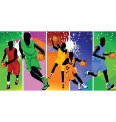 club basketball champions vector image vector image