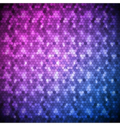 Abstract colorful light background vector image vector image