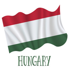 20 august hungary independence day background vector image