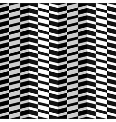 Abstract Herringbone Fabric Style Seamless Pattern vector image