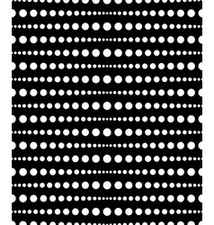 dotted dots pattern background seamlessly vector image