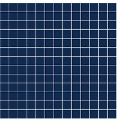 seamless stylish square pattern - simple design vector image