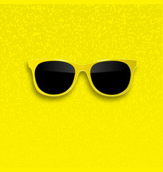 Sunglasses background accessory vector