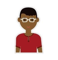 Man icon Person design graphic vector