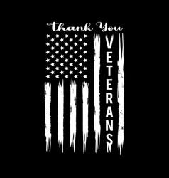 Thank you veteran vector