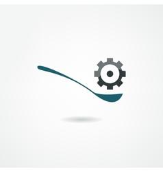 mechanic icon vector image vector image