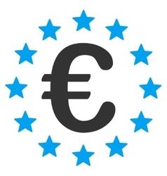 European Union Icon vector image